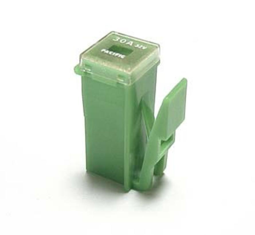 Cartridge zekering D serie female 30 Ampère / 32 V