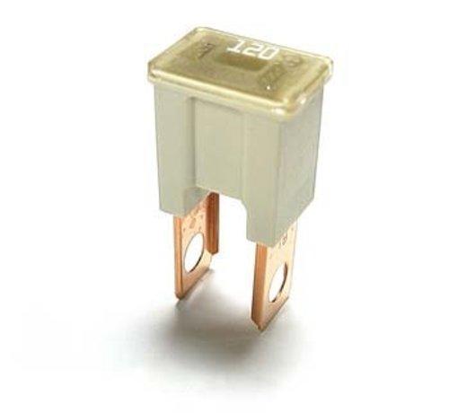 Cartridge zekering B serie vertical bolt-on 120 Ampère / 58 V