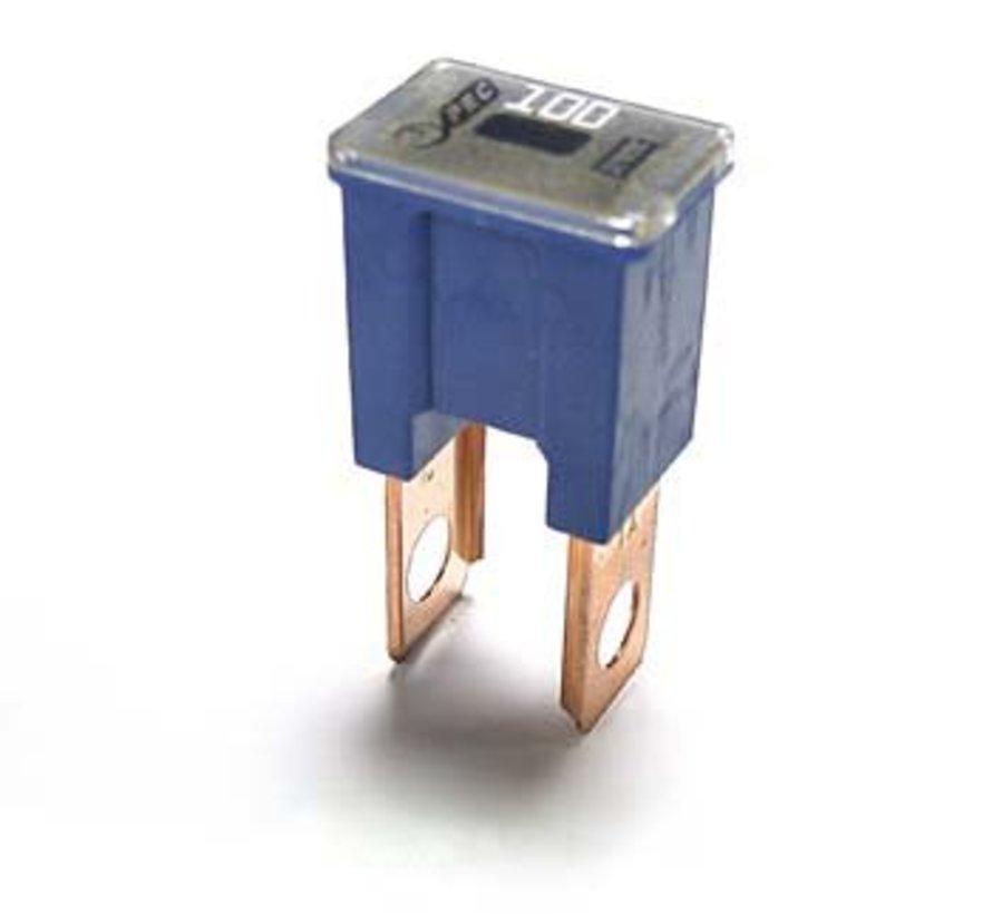 Cartridge zekering B serie vertical bolt-on 100 Ampère / 58 V