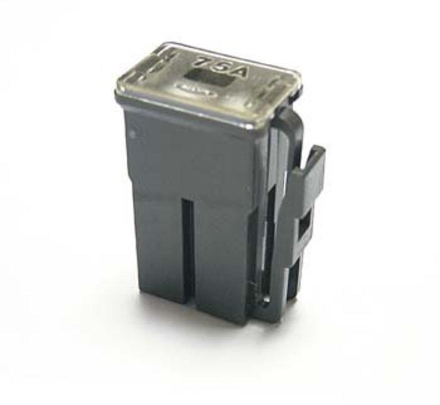 Cartridge zekering E serie female 75 Ampère / 58 V