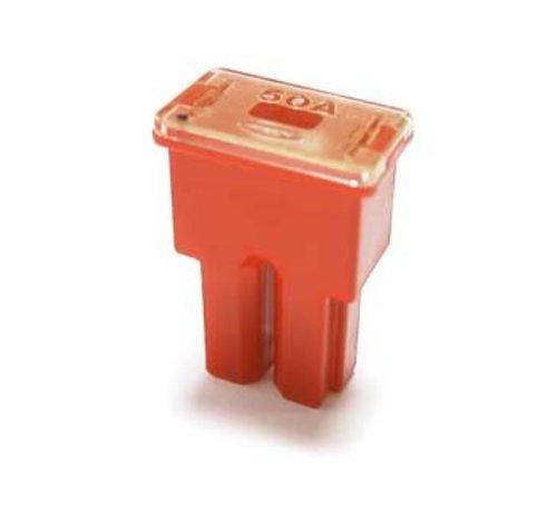 Cartridge zekering Ampère AS serie female 50 Ampère / 58 V