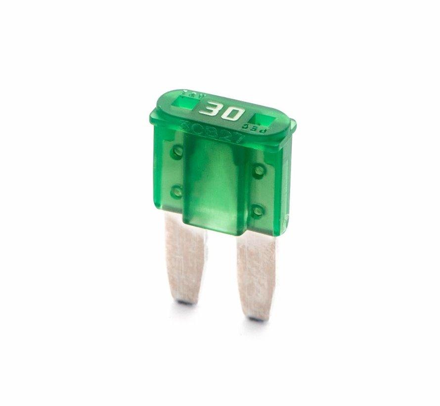 Steekzekering Micro 30 Ampère / 32 V - 50 stuks