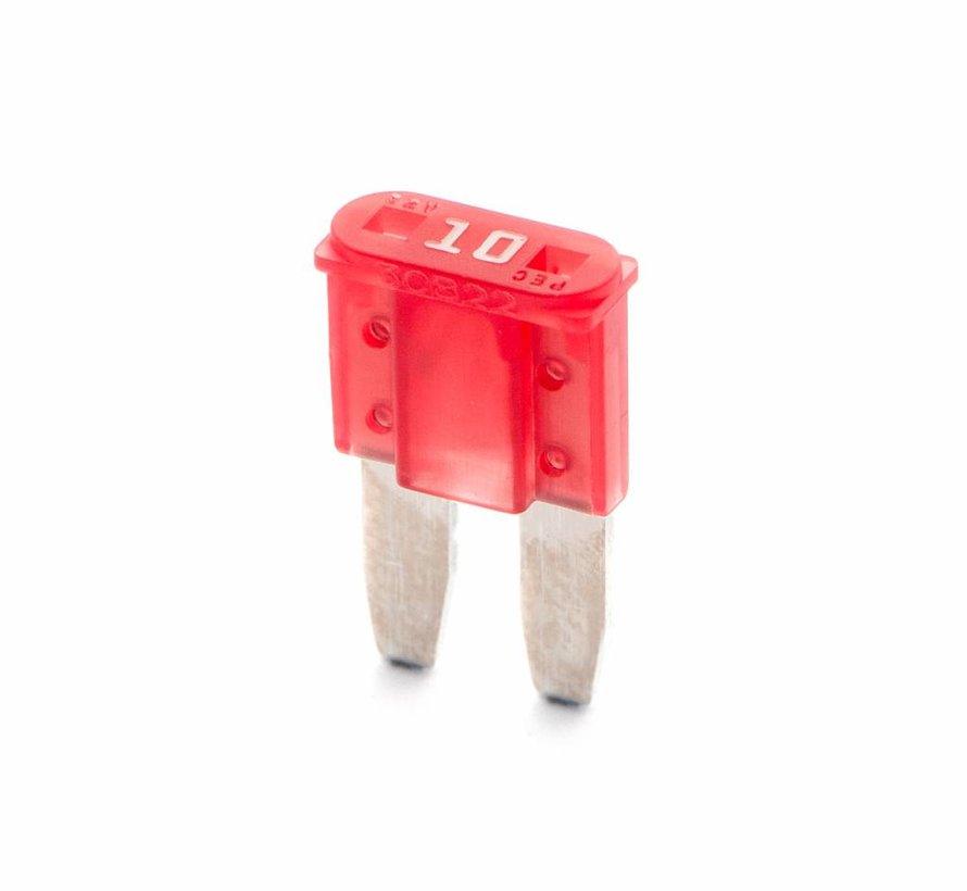 Steekzekering Micro 10 Ampère / 32 V - 50 stuks