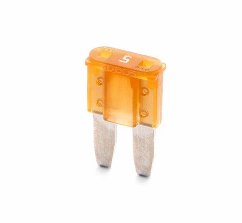 Steekzekering Micro 5 Ampère / 32 V - 50 stuks