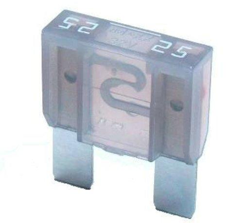 Steekzekering Maxi 25 Ampère / 32 V - 10 stuks