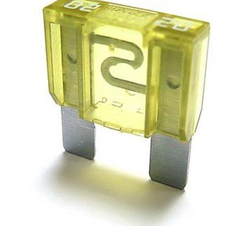 Steekzekering Maxi 20 Ampère / 32 V - 10 stuks