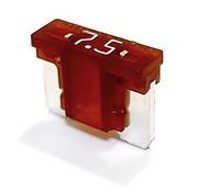 Mini steekzekering laag profiel 7.5 Ampère / 58 V