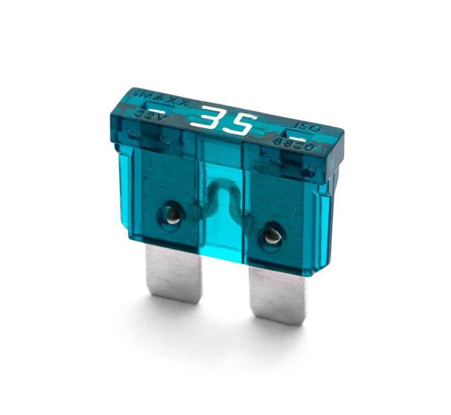 Steekzekering 35 Ampère / 32 V - 50 stuks