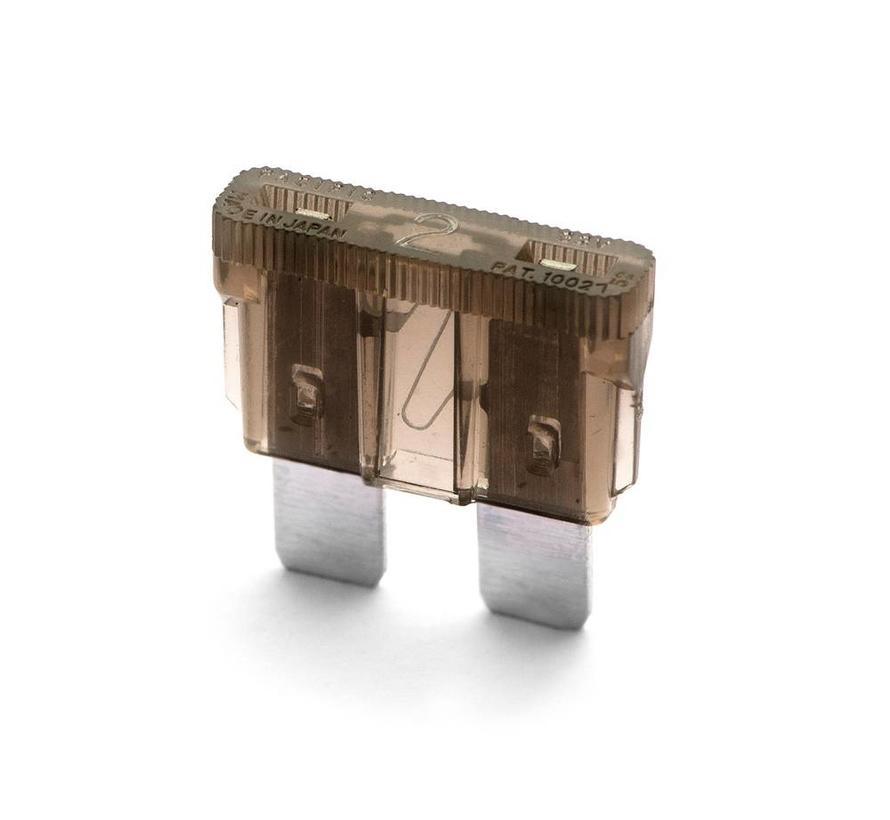Steekzekering 2 Ampère / 32 V - 50 stuks