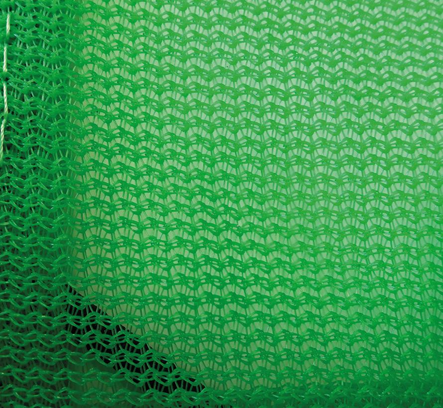 Fijnmazig aanhangernet - 3.00 x 2.00 meter - Groen