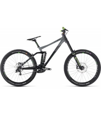 CUBE CUBE TWO15 RACE 27.5 BLACK/GREEN 2018