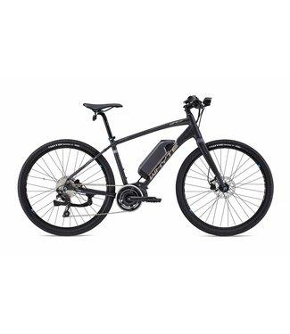 Whyte WHYTE Clifton e-Bike Matt Granite with Bronze/Blue