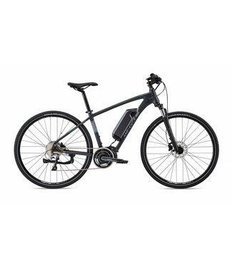 Whyte WHYTE Coniston e-Bike Matt Granite with Grey/Blue
