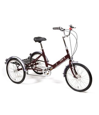 Pashley 2019 Pashley Picador TRI 7 Speed Folding Tricycle