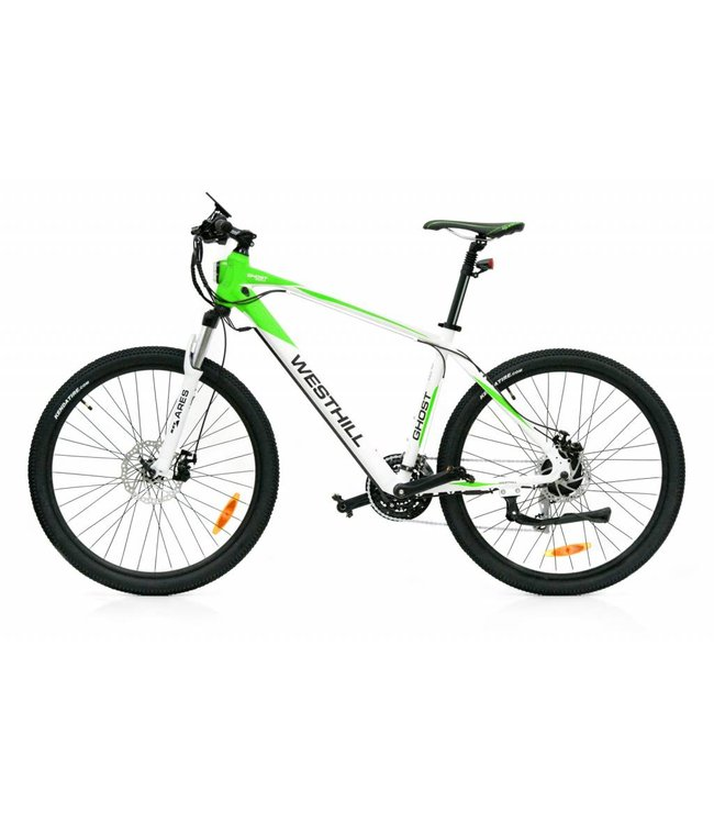 2019 Westhill Ghost MTB e-bike - J C Cook Cycles