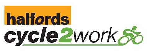 Halfords cycle2work scheme logo