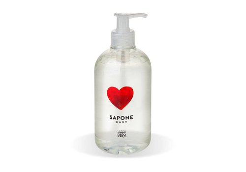 Linea MammaBaby Baby soap (500 ml)