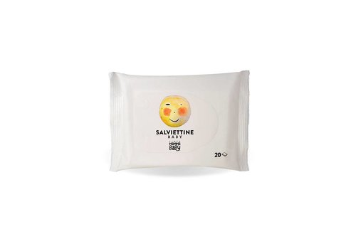 Linea MammaBaby Baby wipes (20 pcs.)