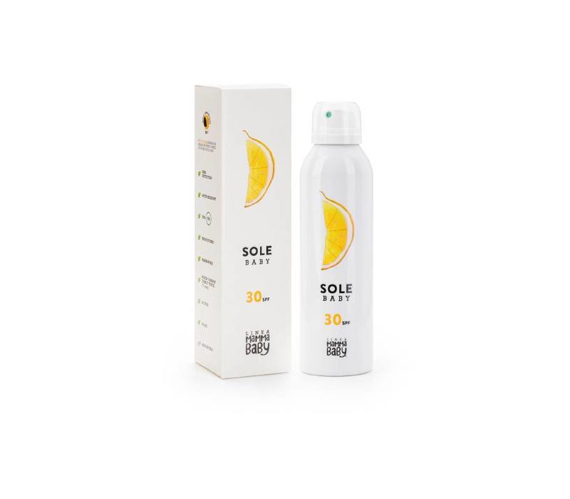 Zonnecrème voor baby's SPF30 (150ml)