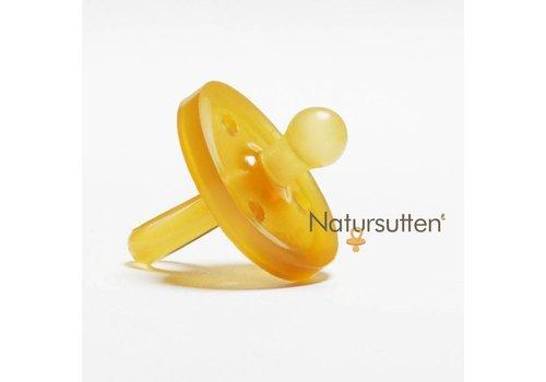 Natursutten Original pacifier - round
