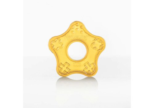 Natursutten Teether toy star
