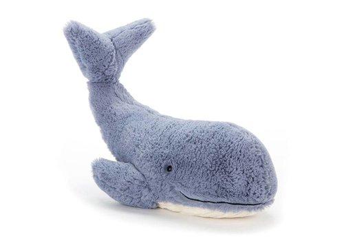Jellycat Wilbur Whale 13cm