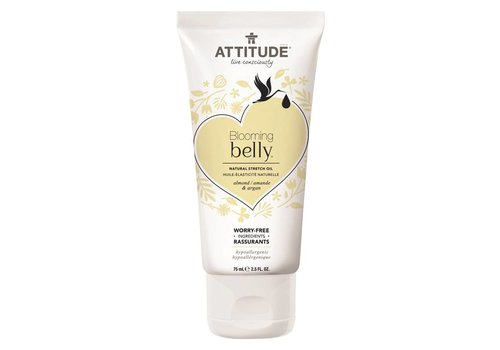Attitude Blooming Belly Natural strech oil 75ml