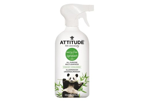 Attitude Allesreiniger spray 800ml