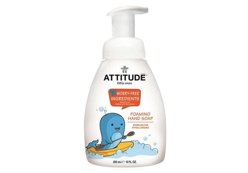 Attitude Little Ones Handzeep parfumvrij 295ml