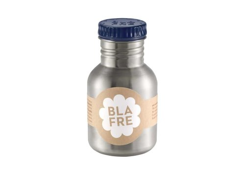Blafre Drinkfles 300ml dark blue