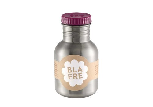 Blafre Drinkfles 300ml plum red