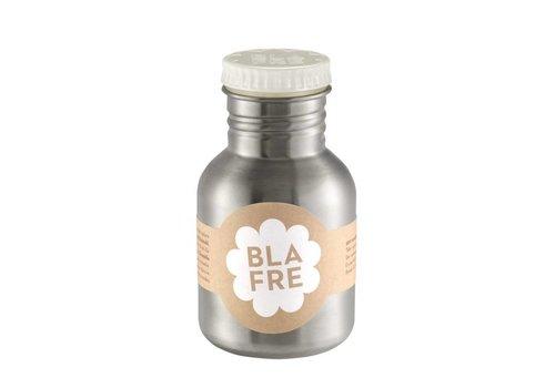 Blafre Steel bottle 300ml white