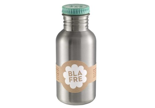 Blafre Steel bottle 500ml blue