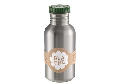 Blafre Steel bottle 500ml green
