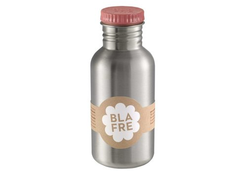 Blafre Steel bottle 500ml pink