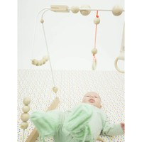 Baby gym white/ neon