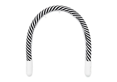 Sleepyhead Babynestje Toy Bar Black/White Stripe