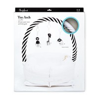 Babynestje Toy Bar Pristine White