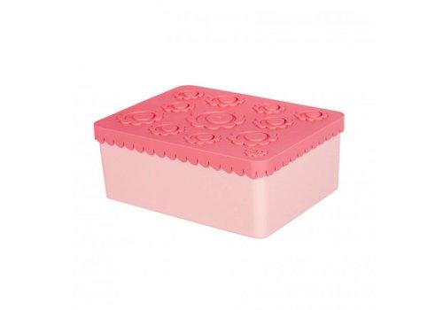 Blafre Brooddoos groot pink