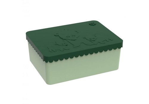 Blafre Lunch box dark green