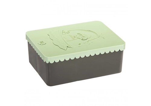Blafre Lunch box coast green/grey