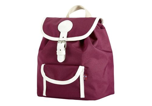 Blafre Rugzak 3-5j plum red