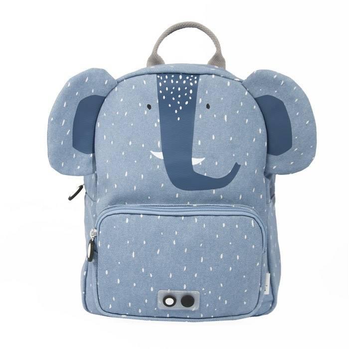 566cd45131e Trixie Baby • Backpack Mrs. Elephant - Atelier BéBé