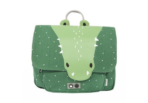 Trixie Baby Boekentas Mr. Crocodile