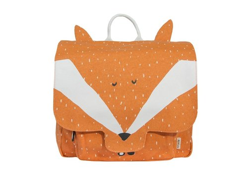 Trixie Baby Boekentas Mr. Fox