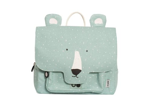 Trixie Baby Satchel Mr. Polar Bear