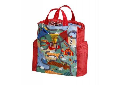 Jeune Premier Backpack Billie Mini Roadmap