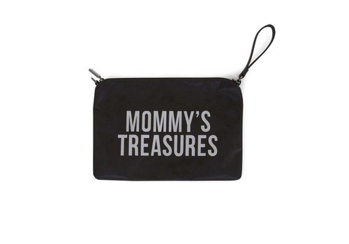 Childhome Mommy clutch black