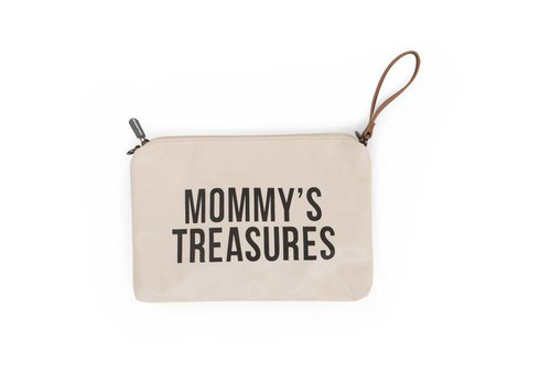 Childhome Mommy clutch off-white