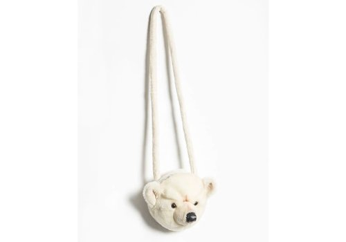 Wild & Soft Handbag polar bear